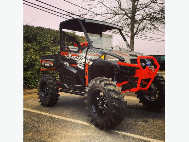 2016 Polaris Ranger 900XP Highlifter