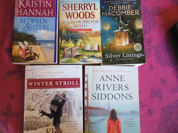Assorted Novels - $ 1 each