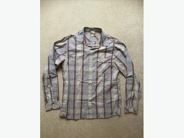 MEC Long-sleeved Button-up Shirt (Men's L)