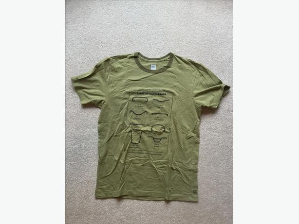 Various Graphic T-shirts (Men's M)
