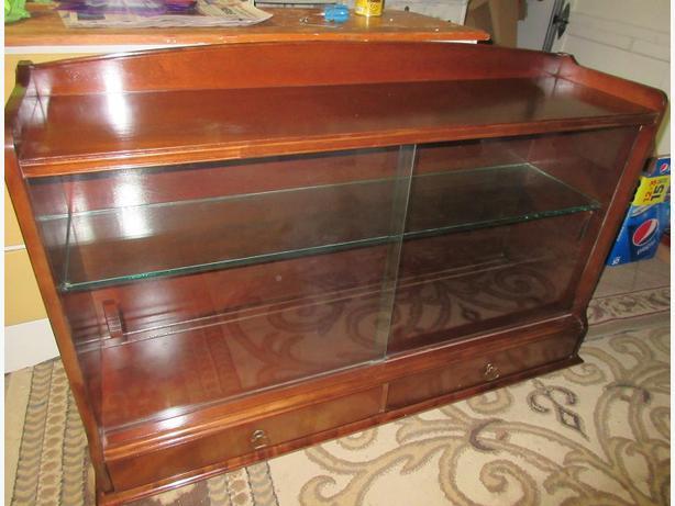 Low vintage cabinet