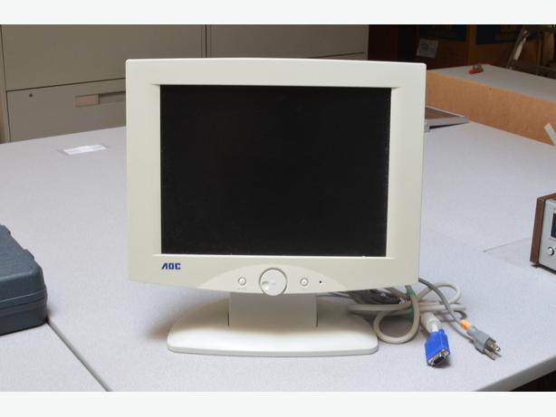 "AOC 15"" LCD /TFT Monitor LM-500"