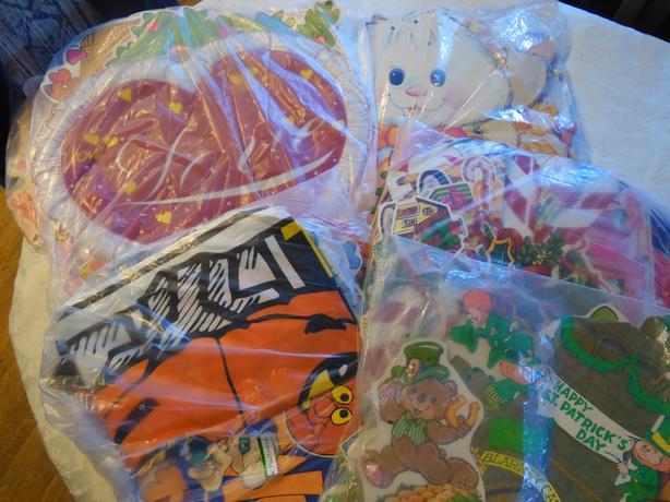 Preschool-K Teaching Seasonal Posters
