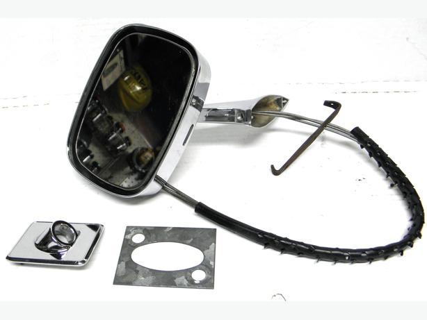1968 69 70 Chevy Chevelle Remote Door Mirror Skylark  Cutlass