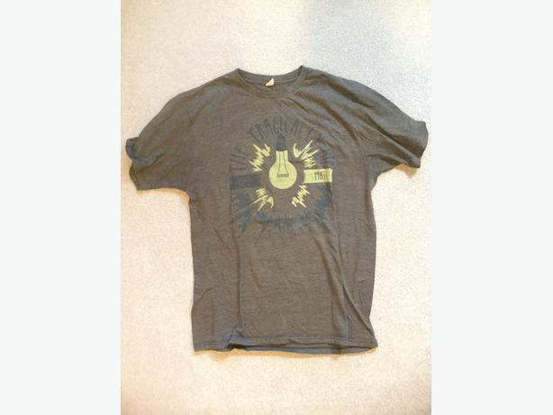 Various Band T-shirts (Men's L)