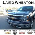 2015 Chevrolet Silverado 1500 LT 4x4, Regular Cab, Gas