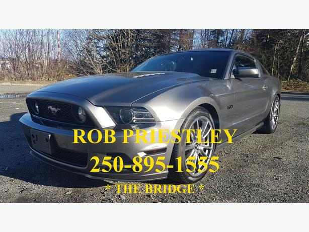 2014 FORD MUSTANG GT * EXTREMELY LOW KM * THE BRIDGE *