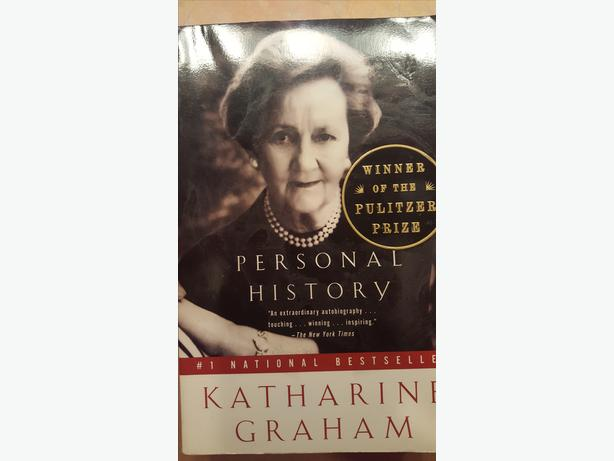 "MOVIE ""THE POST"" BASED ON BOOK PERSONAL HISTORY BY KATHERINE GRAHAM-MOVIE"