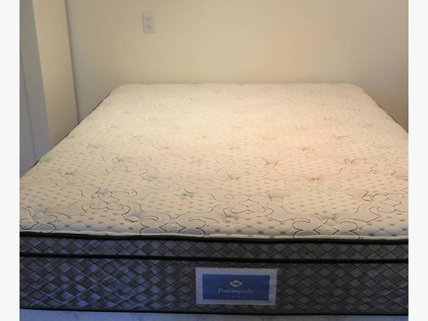Sealy Posturepedic Queen Bed can Deliver