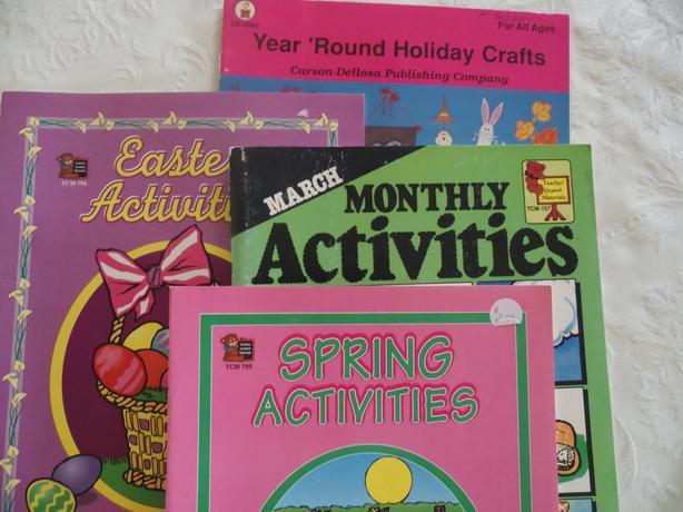Teaching Resource Books - Seasonal