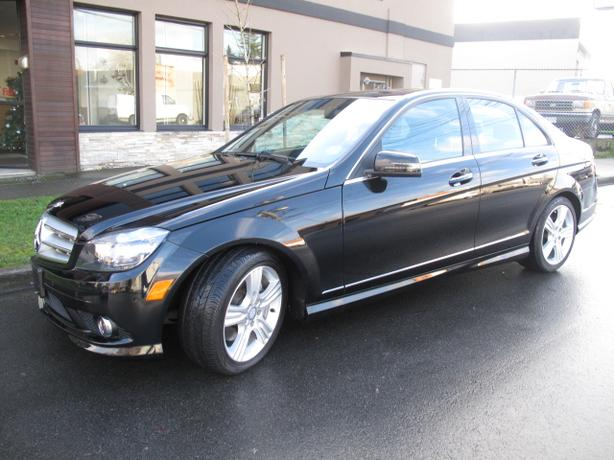 2010 Mercedes C300 4Matic,Local,only 53,000K