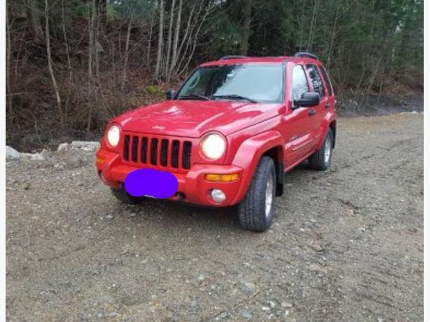05 Jeep Liberty 4×4