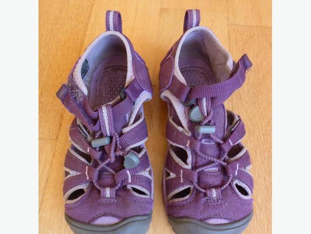 Girls Keen sandals size 13