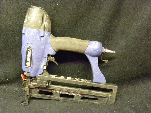 Campbell Hausfeld 16 gauge finish nailer