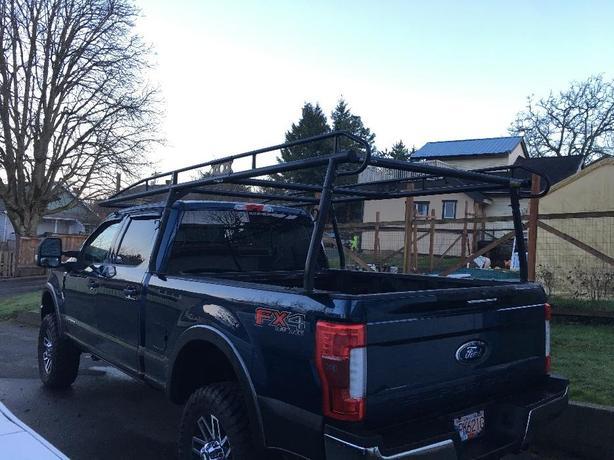 Kargo Master Canopy Rack