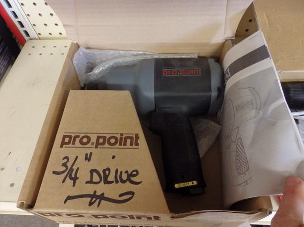 ProPoint Impact Wrench