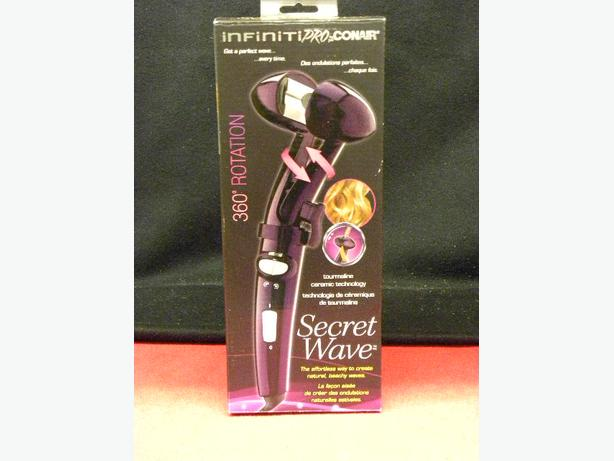 Conair Infiniti Pro Secret Wave styling iron