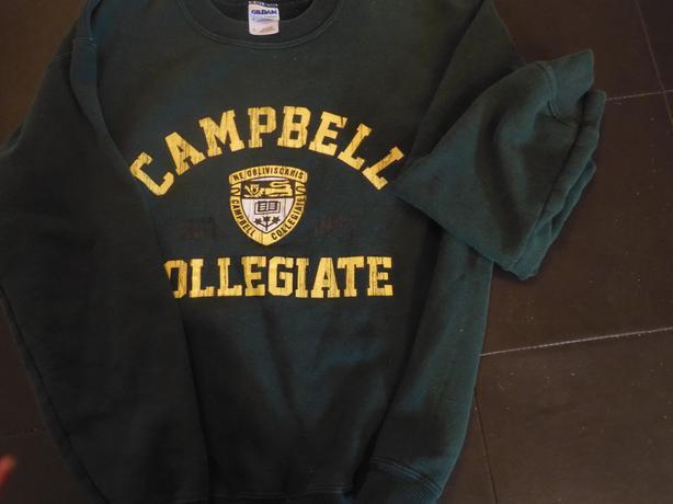 Campbell Collegiate Sweatshirt