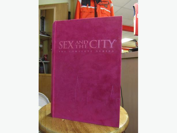 Complete series Sex in the City
