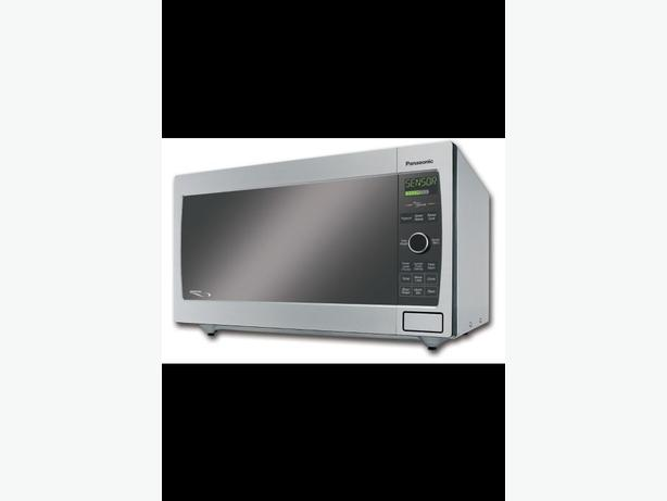 Panasonic NN-SD762S Stainless 1250W Countertop/Microwave wInverter Techn