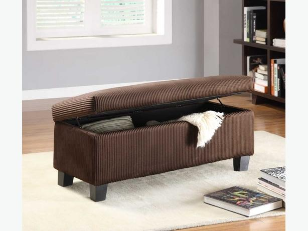 WANTED: Storage Ottoman/Bench/Trunk/Chest