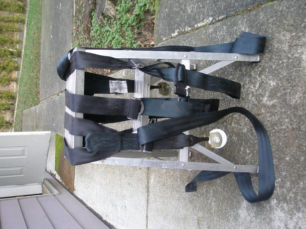 EZ Universal Harness Seatbelt