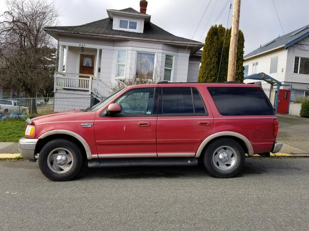 1999 Ford Expedition Eddie Bauer Edition
