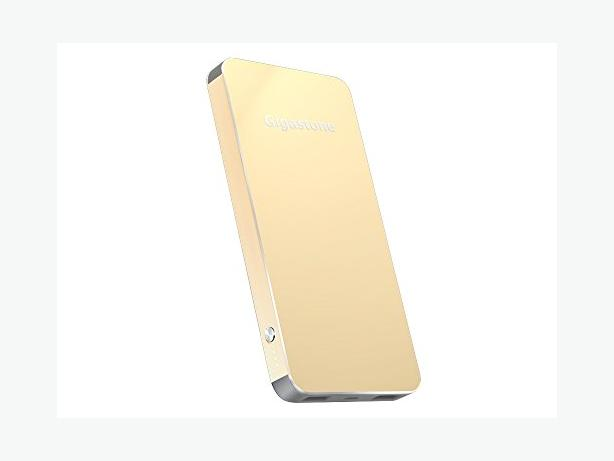 GIGASTONE GOLD 24,000 Mah EXTERNALM POWER BANK FOR APPLE , ANDROID AND ALL ELSE