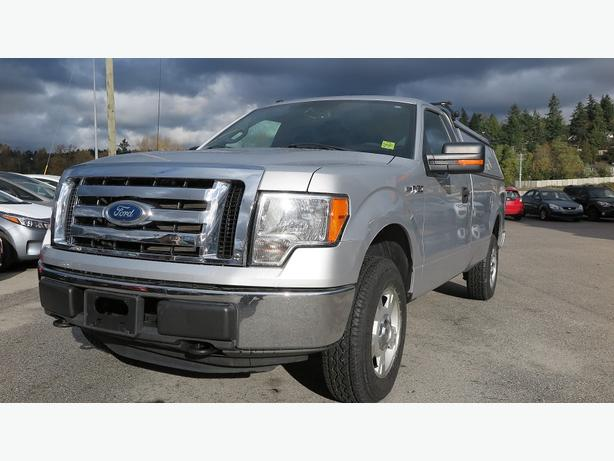 2011 Ford F-150 V8 4x4