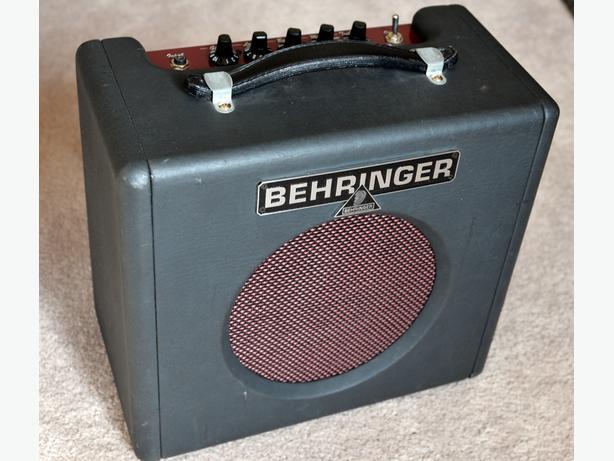Behringer Firebird GX108 Practice Amp
