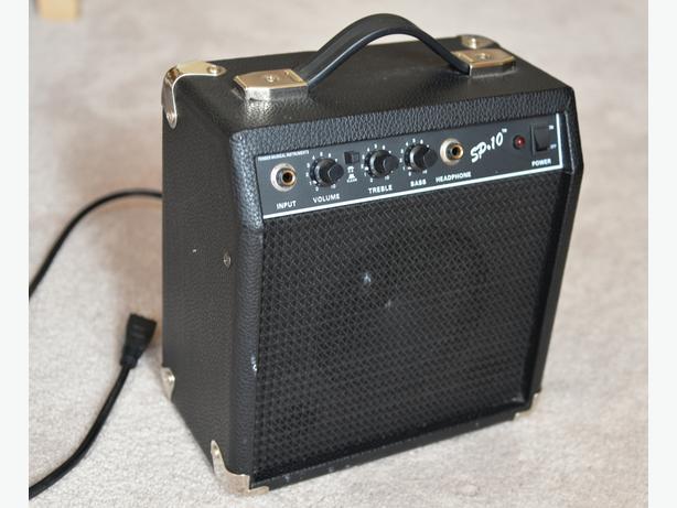 Fender Practice amp SP-10