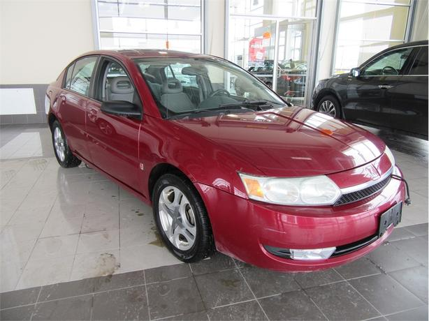 2004 Saturn Ion 3 Uplevel