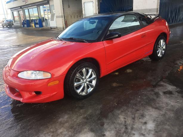 1997 eagle talon all wheel drive