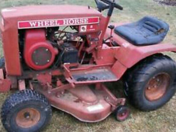 Looking for a garden tractor