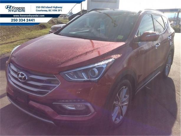 2017 Hyundai Santa Fe Sport 2.0T Ultimate  Like New!
