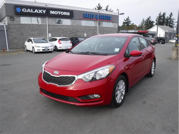 2016 Kia Forte LX - BLUETOOTH, SAT RADIO, HEATED SEATS