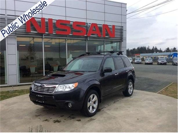 2009 Subaru Forester 2.5 XT Limited