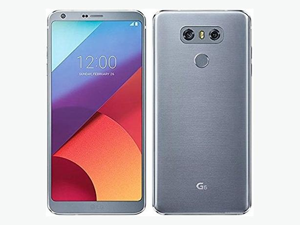 LG G6 platinum  400 firm quick sale