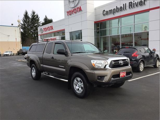 2012 Toyota Tacoma SR5 Access