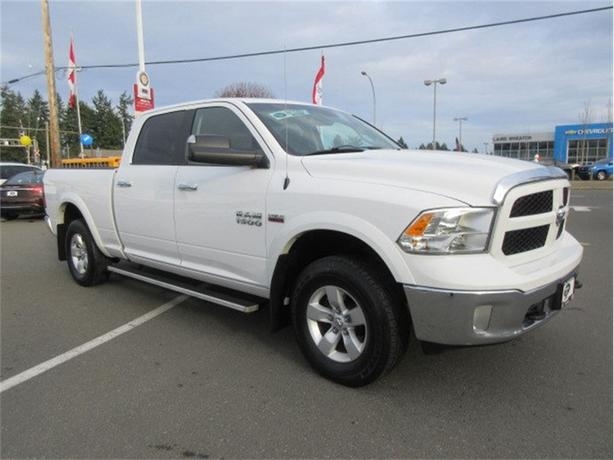 2014 Ram 1500 SLT Outdoorsman 4x4 Tow Package