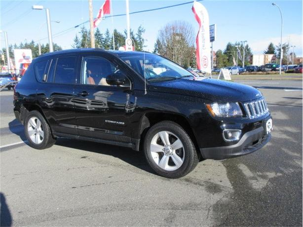 2016 Jeep Compass High Attitude 4x4 Low Kilometers