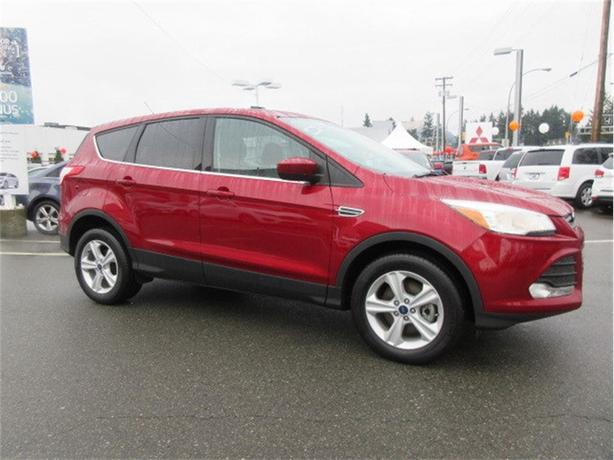 2015 Ford Escape SE Warranty Low Kilometers