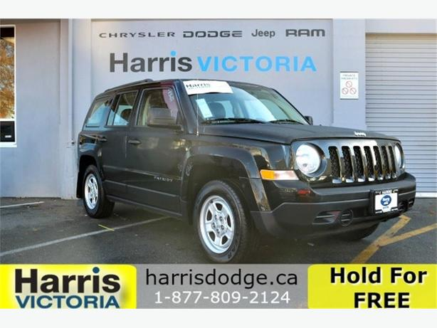 2016 Jeep Patriot Sport, Least expensive SUV on the Market!