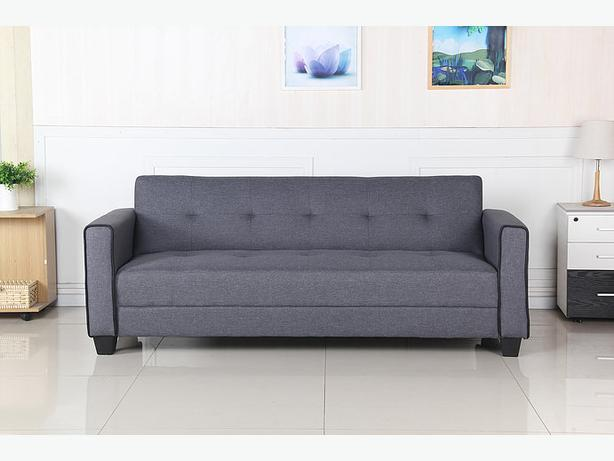 BRAND NEW VERY COMFORTABLE FABRIC SOFA BED FREE DELIVERY IN GTA
