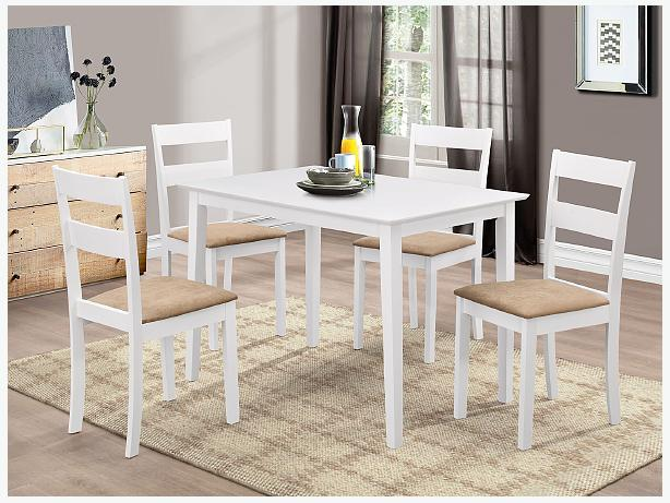 BRAND NEW MARBLE TOP DINNING SET (5PCS AND 7PCS) FREE DELIVERY!!
