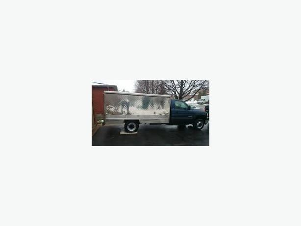Calgary Coffee Truck and Route for sale 85,000