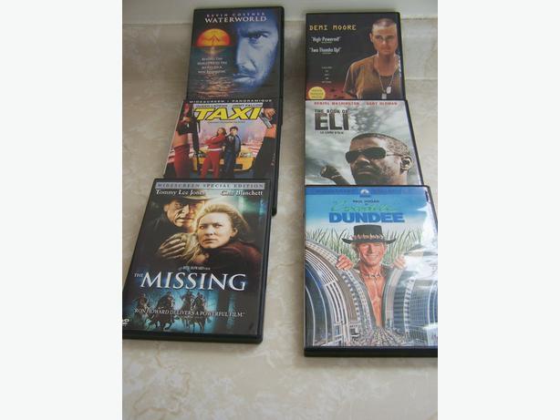 Movie DVD's - Assortment