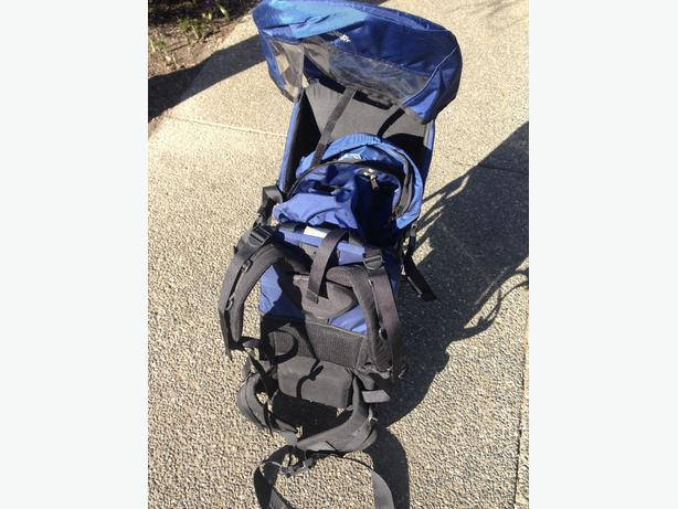 53a51d512cf MEC HAPPYTRAILS CHILD CARRIER BACKPACK - INFANTS TO CHILDREN Saanich ...