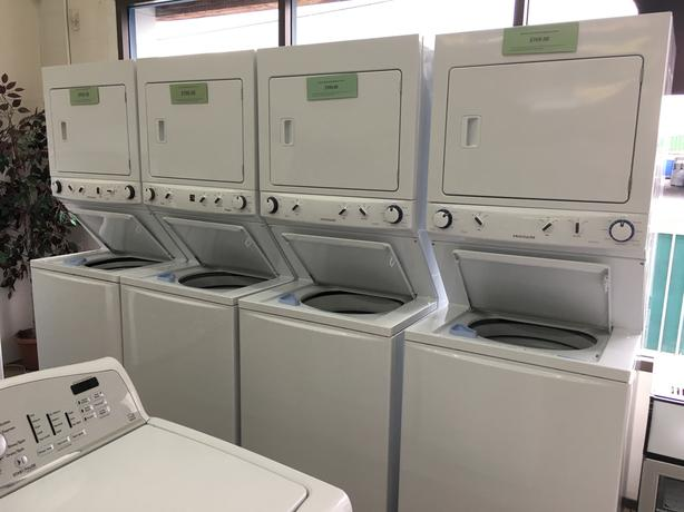 Refurbished Stackers (Washer/Dryer)