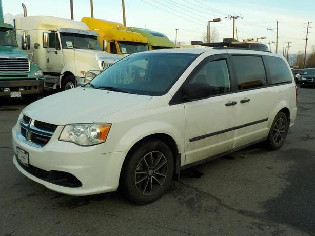 2014 Dodge Grand Caravan 7 passenger